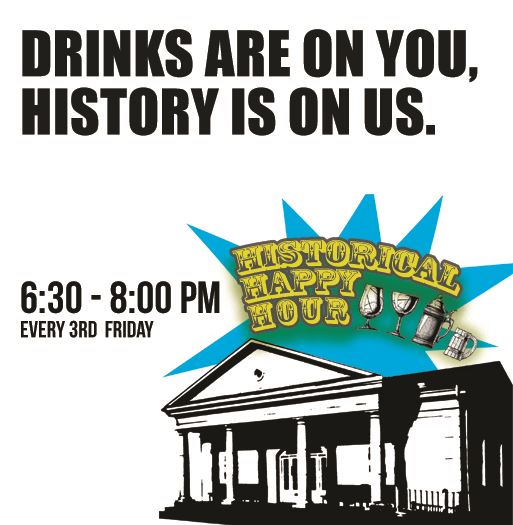 Historical Happy Hour news flash